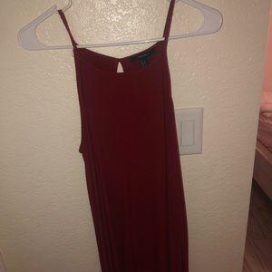 Ribbed dress Forever 21